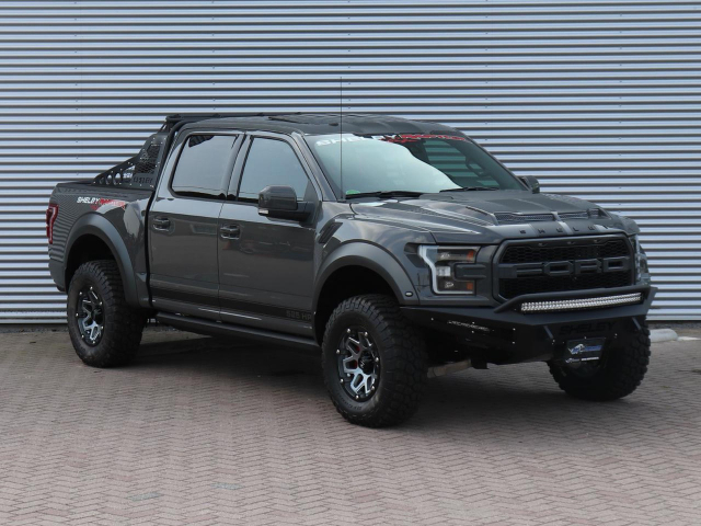 Ford USA F-150 SHELBY RAPTOR 2018 F150