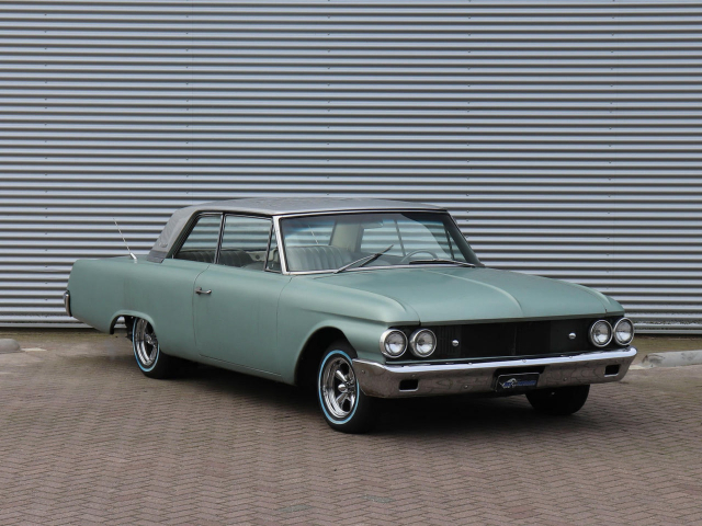 Ford USA Galaxie 500 XL 1962