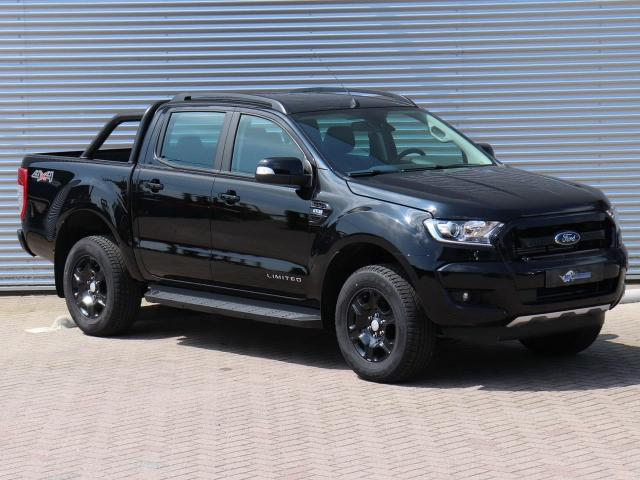 Ford Ranger LIMITED BLACK EDITION 3.2L AUT 2018