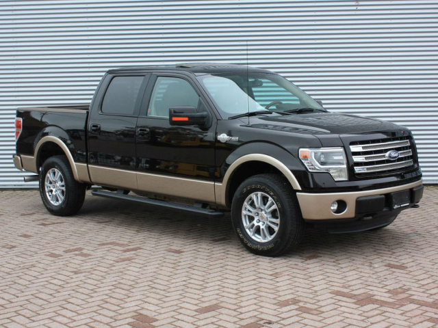 Ford USA F-150 KING RANCH 5.0L 2013 F150