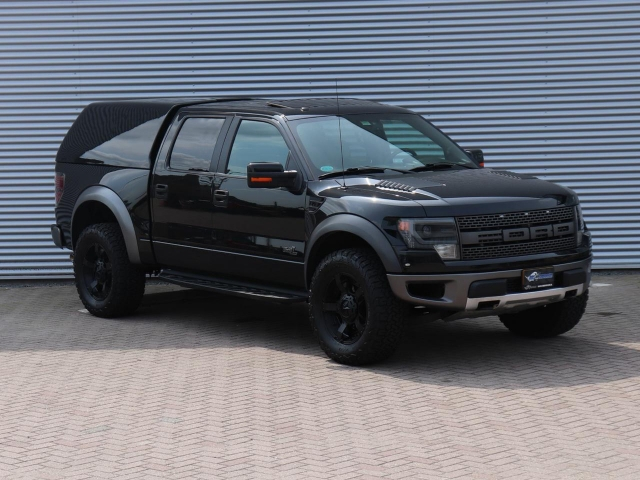 Ford USA F-150 RAPTOR SUPERCREW 2014 F150