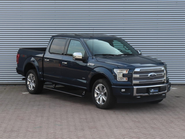 Ford USA F-150 PLATINUM 3.5L V6 F150