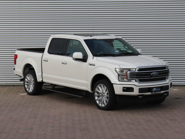Ford USA F-150 LIMITED 3.5L V6 F150