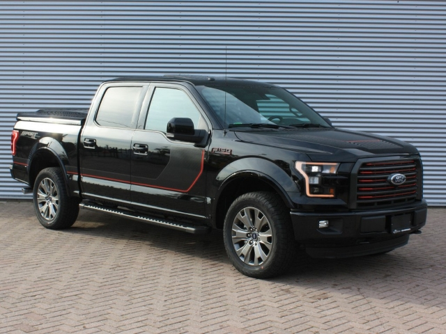 Ford USA F-150 LARIAT SPECIAL EDITION 5.0L V8 2016