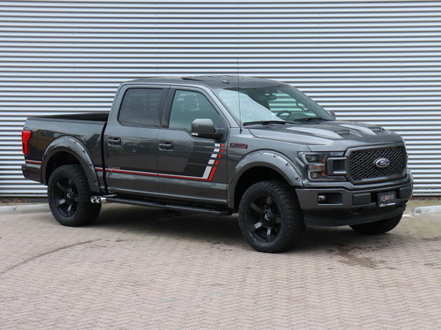 Ford USA F-150 BADASS BOS STAGE 1 450HP F150
