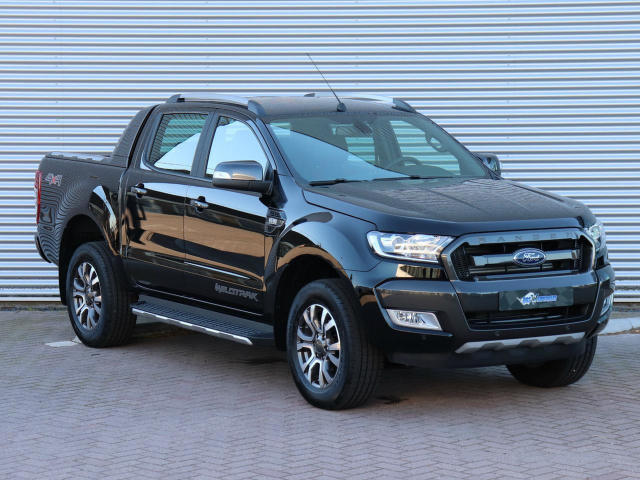 Ford Ranger WILDTRAK 3.2L 2018