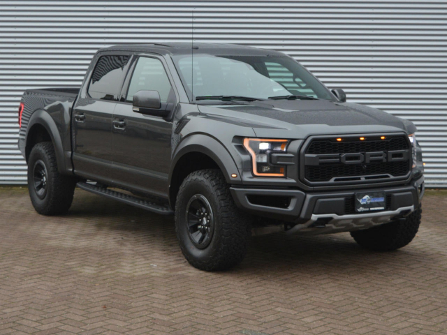 Ford USA F-150 RAPTOR SUPERCREW 2019MY F150
