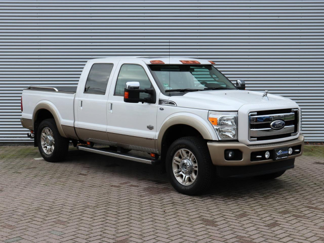 Ford USA F-250 KING RANCH 6.7L 2012 F250