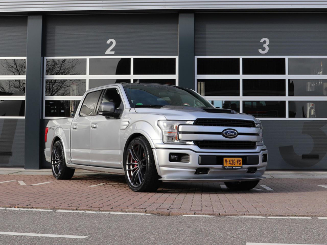 Ford USA F-150 LARIAT SPORT 5.0L V8 SUPERCHARGED 2019