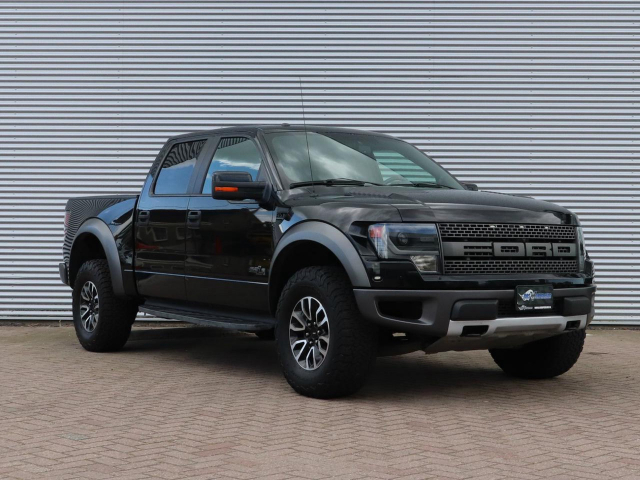 Ford USA F-150 RAPTOR 6.2L V8 2014 F150