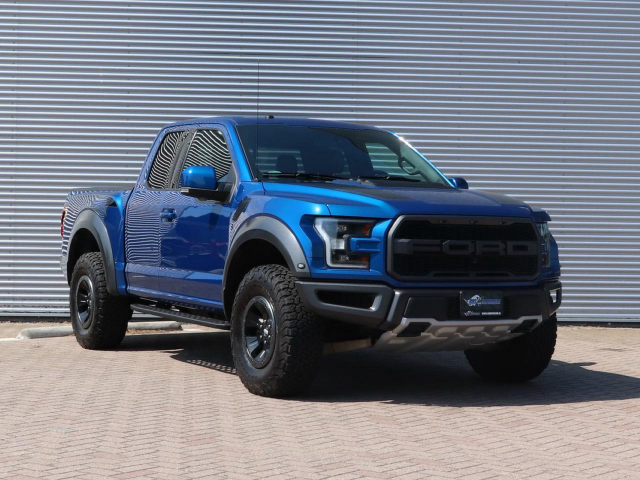 Ford USA F-150 RAPTOR SUPERCAB 2017 F150