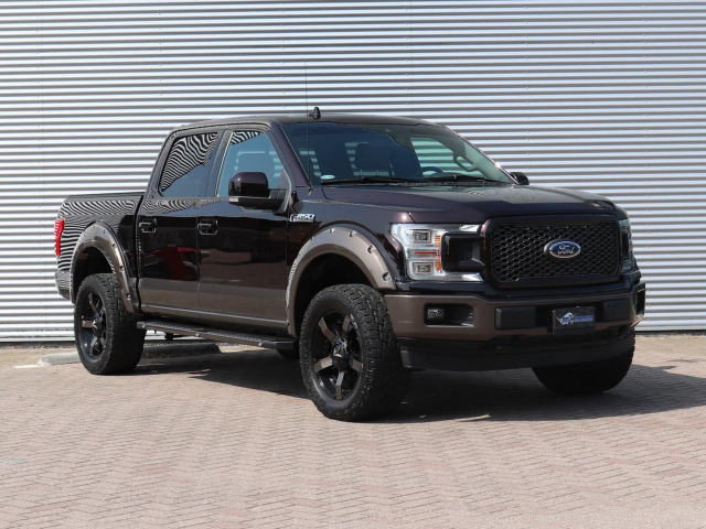 Ford USA F-150 KING RANCH V8 SUPERCHARGED F150 LAGE BIJ