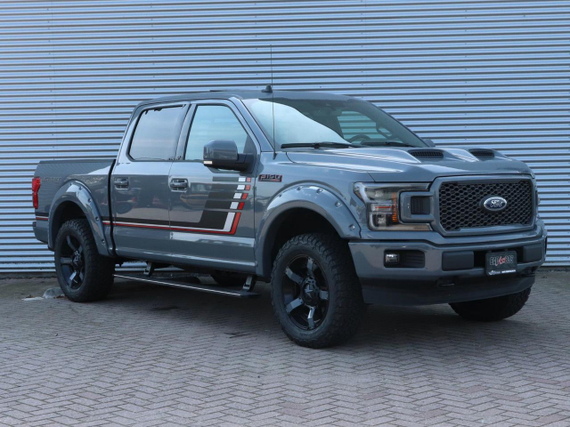 Ford USA F-150 BADASS BOS STAGE 1 450HP V8 2019 F150