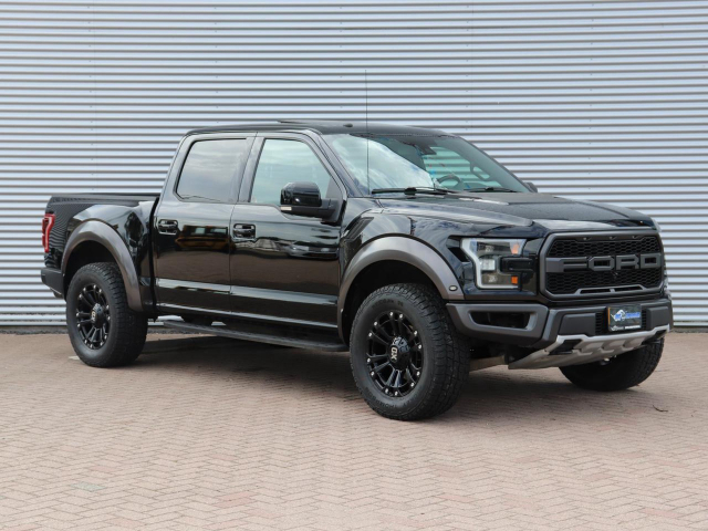 Ford USA F-150 RAPTOR CANADESE UITV. VOL! F150