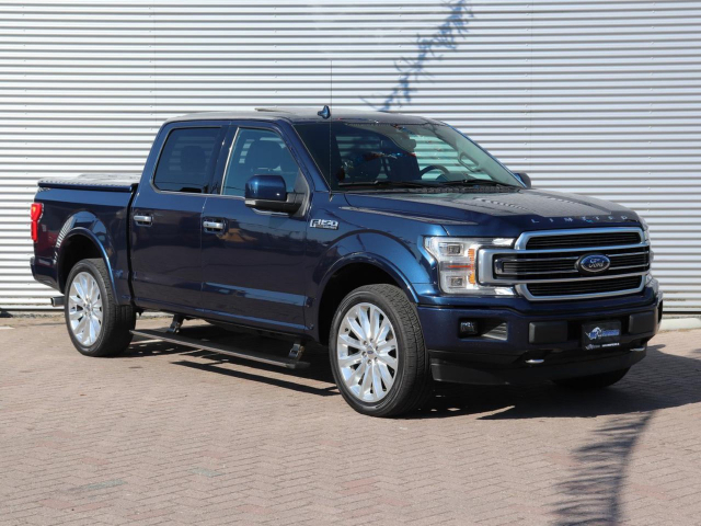 Ford USA F-150 LIMITED (LAGE CATALOGUSWAARDE) F150