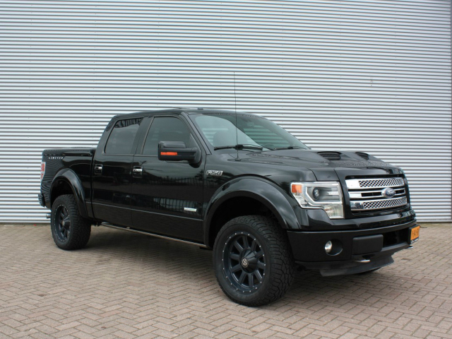 Ford USA F-150 LIMITED 2013 (LAGE CATALOGUSWAARDE) F150