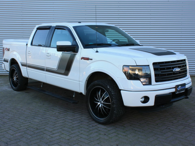 Ford USA F-150 FX4 BOSS 302 V8 2014 F150