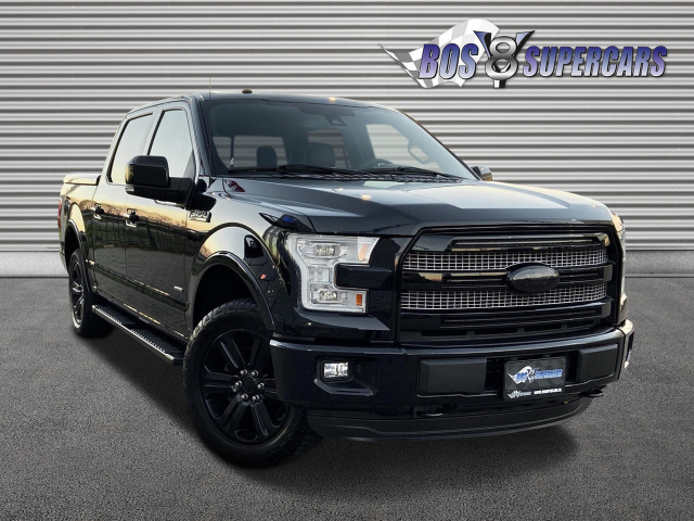 Ford USA F-150 PLATINUM (LAGE CATALOGUSWAARDE)