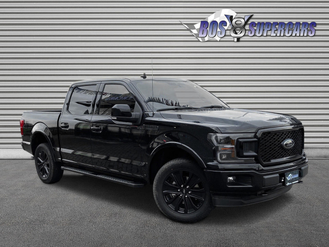 Ford USA F-150 LARIAT BLACK APPEARANCE 5.0L V8 F150