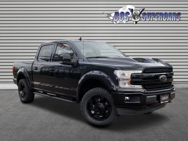 Ford USA F-150 BADASS BOS STAGE 1 450 HP F150