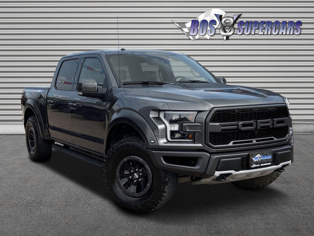 Ford USA F-150 RAPTOR 525 PK CANADESE UITV. F150