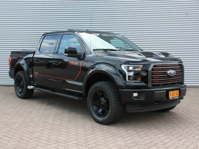 Ford USA F-150 BADASS BOS STAGE 3 725HP LAGE BIJTELLING