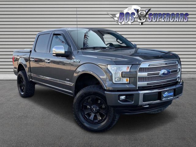 Ford USA F-150 PLATINUM 2015 LIFTED F150