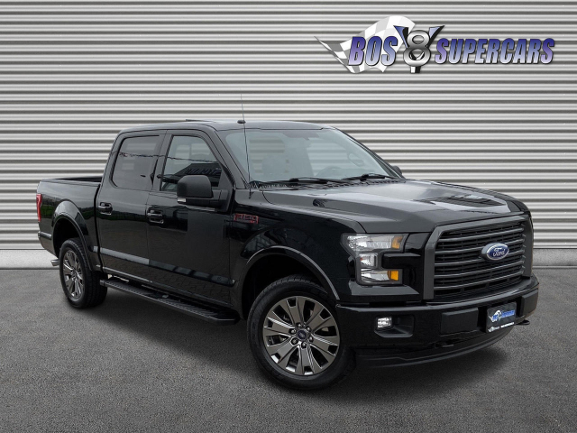 Ford USA F-150 SPECIAL EDITION 5.0L V8 2017 F150