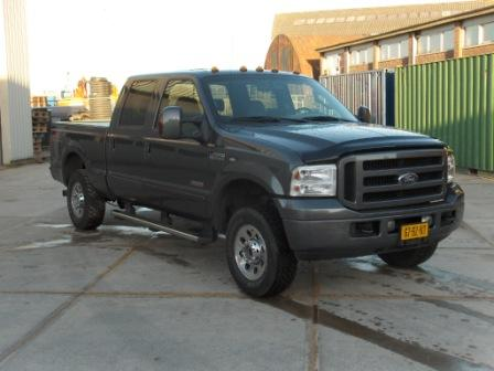 ford f250 FX4 2006
