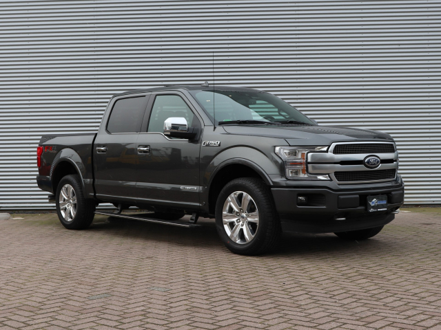 Ford F150 Platinum 2019