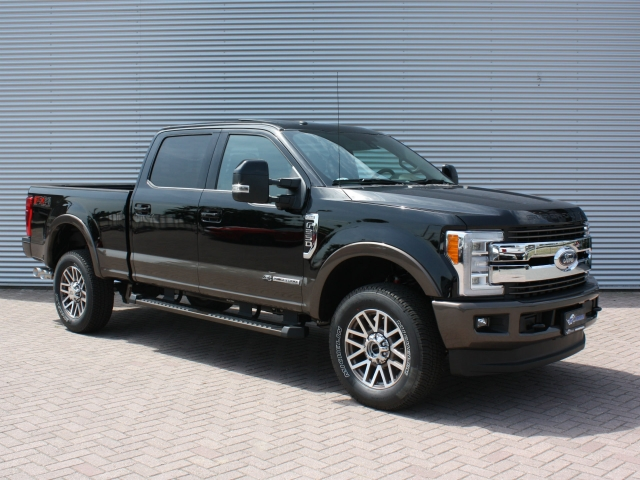 Ford F250 King Ranch 2019